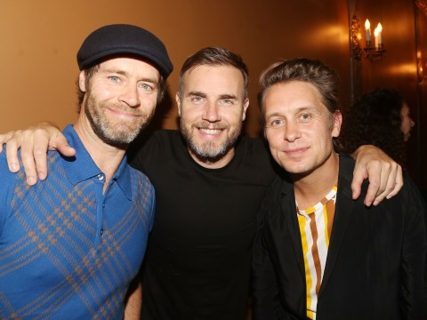 Take That say they 'keep Jason Orange involved' despite having left the band