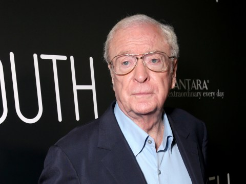 Michael Caine admits his 'days are numbered' as he embarks on health kick