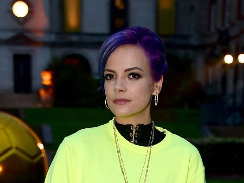 Lily Allen slams cuts to the NHS after revealing she took her daughter to A&E in a taxi