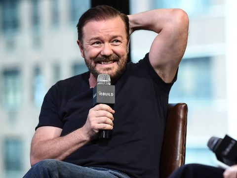 Ricky Gervais slams X Factor and Big Brother for exploiting the mentally ill