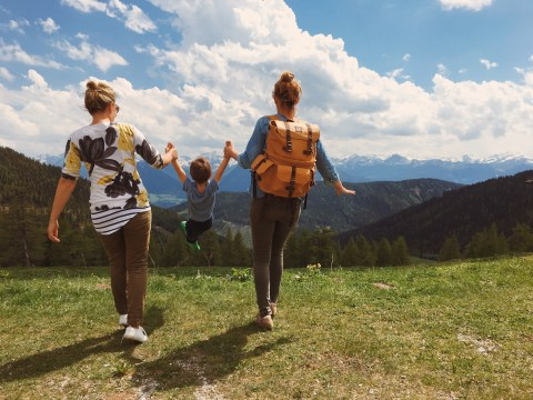 Yes, two women can raise a son – why would being a lesbian stop me being a good mum?