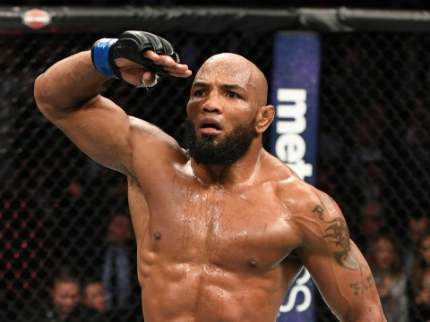 Yoel Romero wants Anderson Silva interim title fight after being pushed aside for Michael Bisping bout