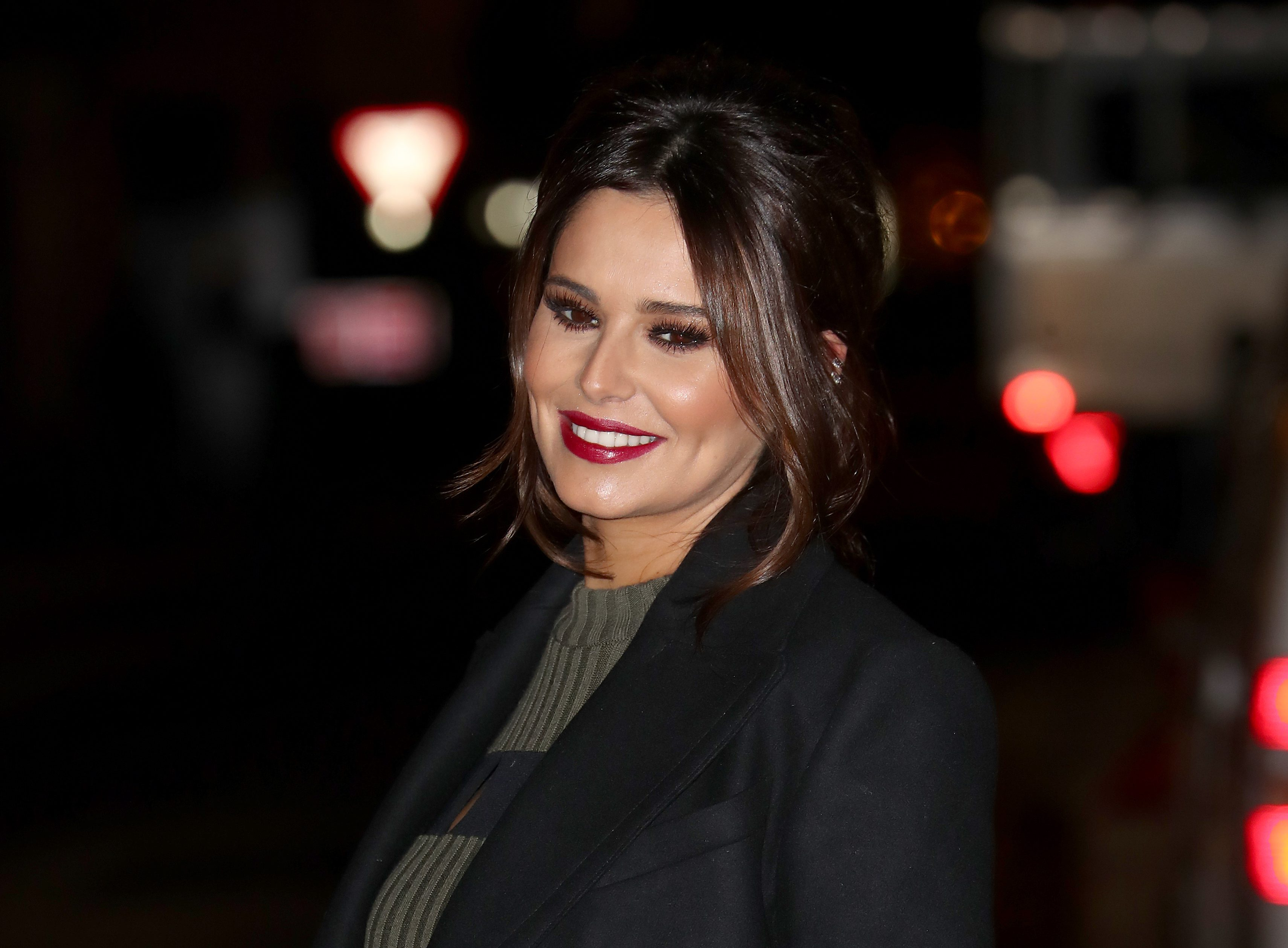 Is Cheryl planning on swapping music for the lucrative mummy market?