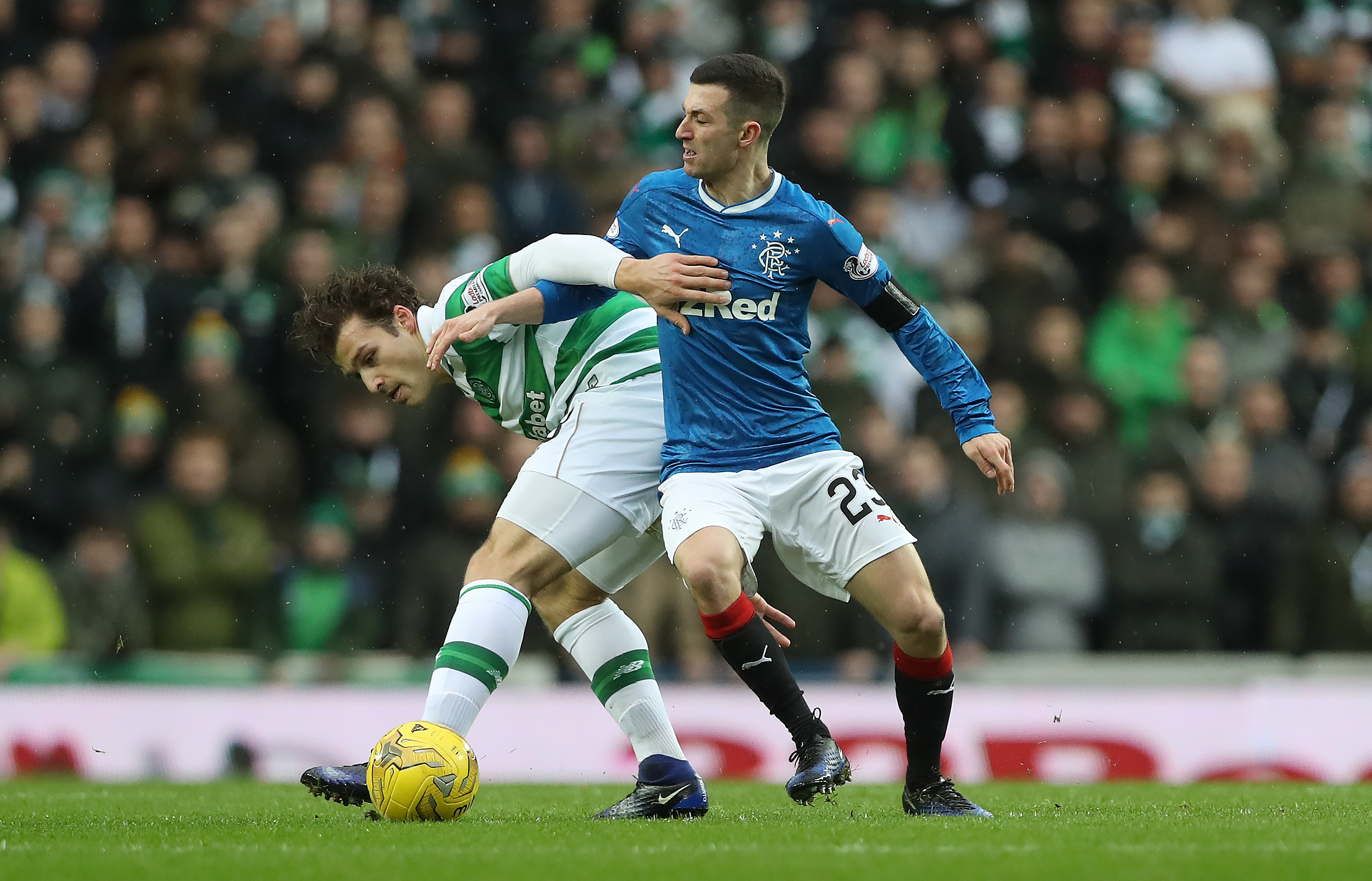 Celtic v Rangers TV channel, kick-off time, odds and head-to-head ahead of Scottish Cup semi-final