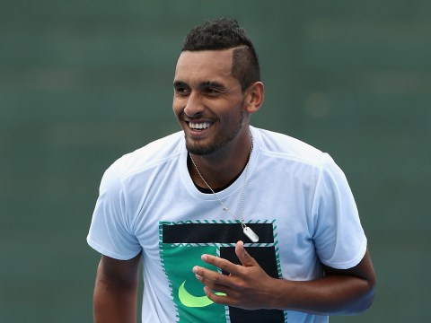 'Man up'! Nick Kyrgios laughs off controversy after swearing at fans in Acapulco