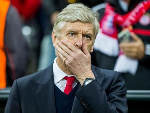 Arsene Wenger confirms Santi Cazorla will miss the rest of the season through injury
