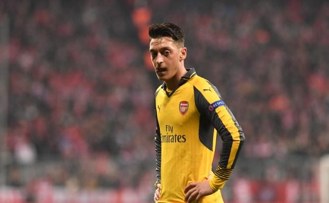 5e6eb6e65 Arsenal FC news  Mesut Ozil may fear Gunners cannot take him to the ...