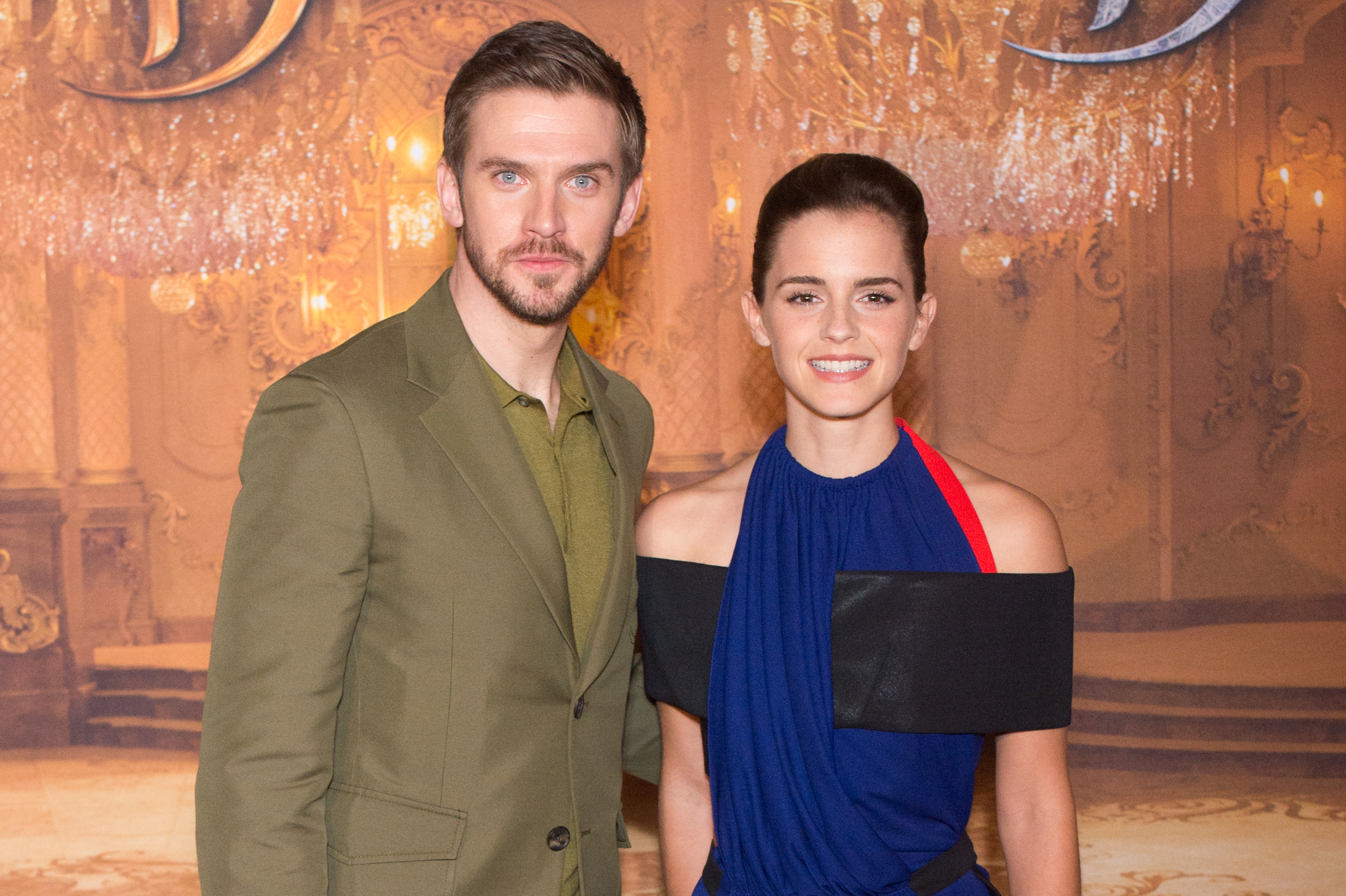 Emma Watson and Dan Stevens on why Beauty And The Beast is the film we need right now