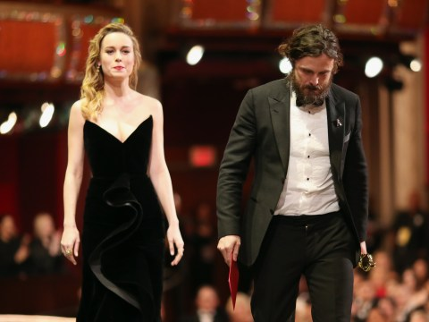 Brie Larson on why she didn't clap for Casey Affleck at the Oscars: 'It spoke for itself'