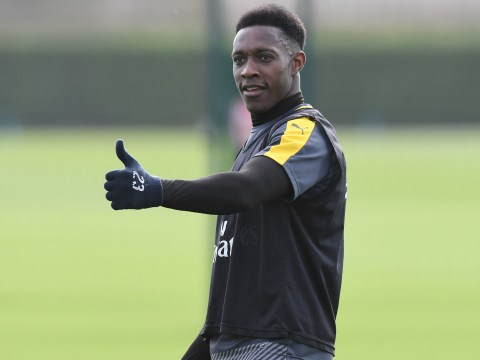 Arsene Wenger insists medical staff's advice reason why Danny Welbeck has been held back