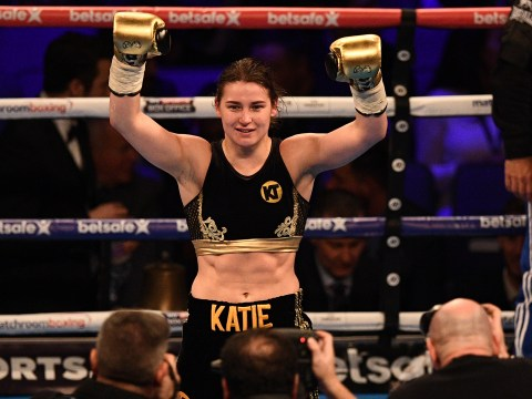 Katie Taylor will fight in America before returning to Ireland for world title shot, says Eddie Hearn