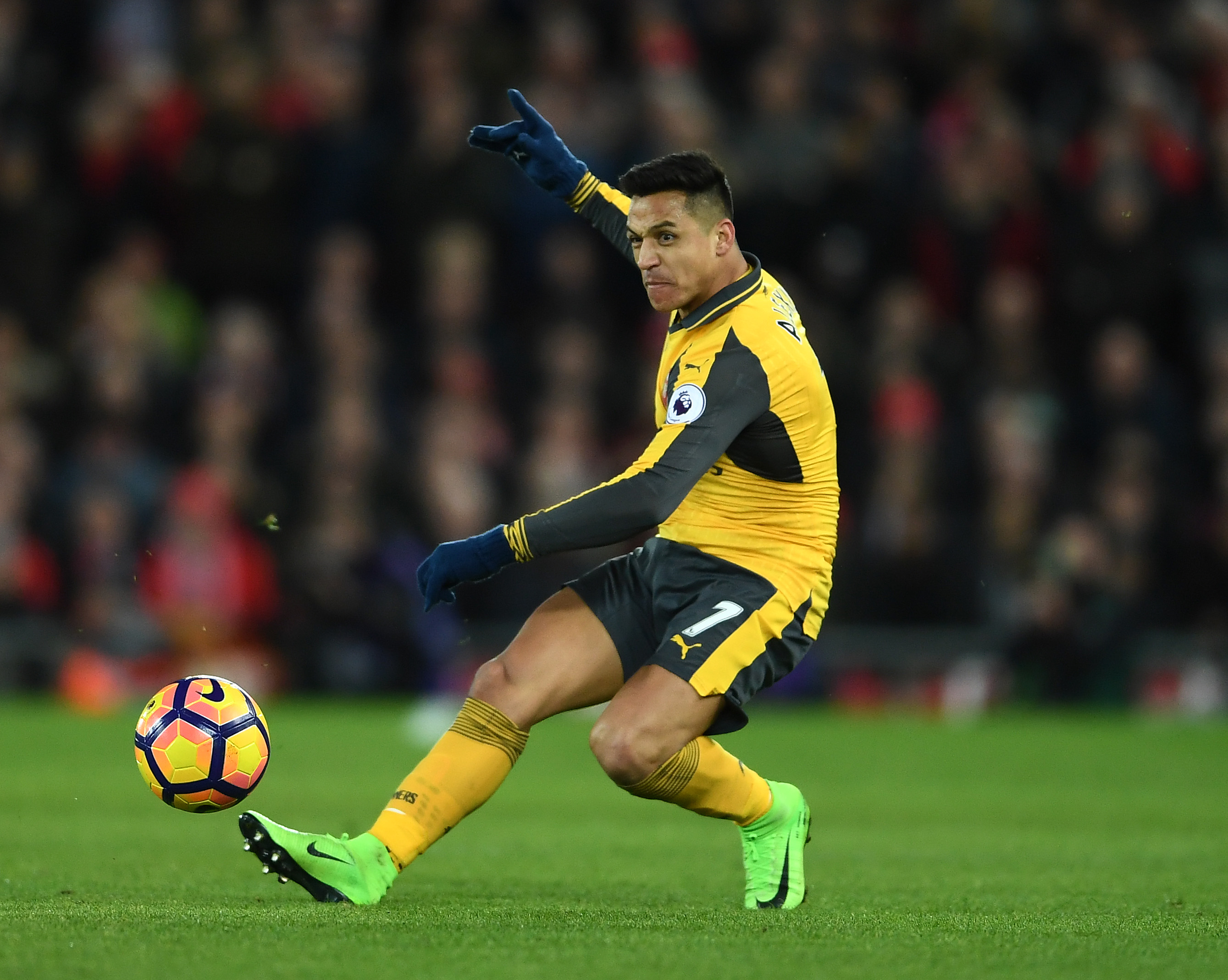 Alexis Sanchez is one of the toughest players to face in the Premier League, says Rio Ferdinand