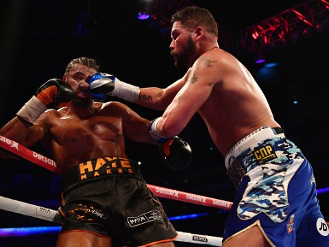 Tony Bellew: David Haye rematch closer and I'm backing Carl Frampton and Mickey Garcia this weekend