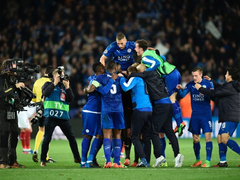 Leicester City become 24th team to reach Champions League quarter-finals since Arsenal last did it