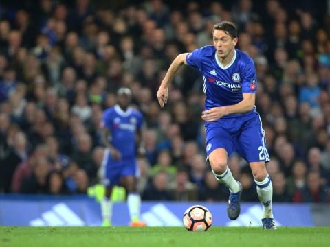 Chelsea's Nemanja Matic admits he misses Branislav Ivanovic