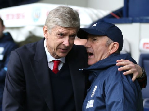Arsene Wenger told me he's staying at Arsenal, reveals Tony Pulis