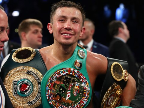 Gennady Golovkin opens talks with Billy Joe Saunders over middleweight unification fight
