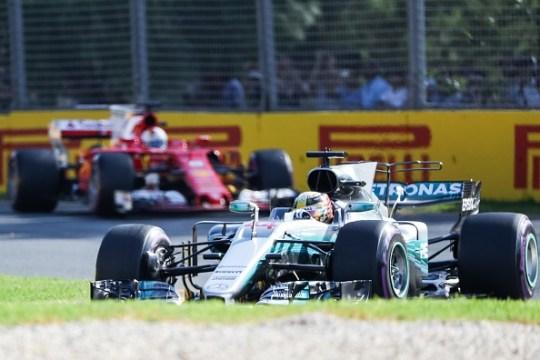 Bahrain Grand Prix 2017 UK start time, date, TV channel