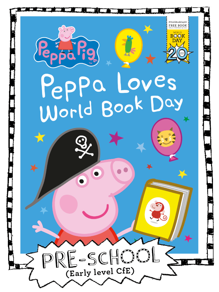 World Book Day £1 books Picture: worldbookday.com