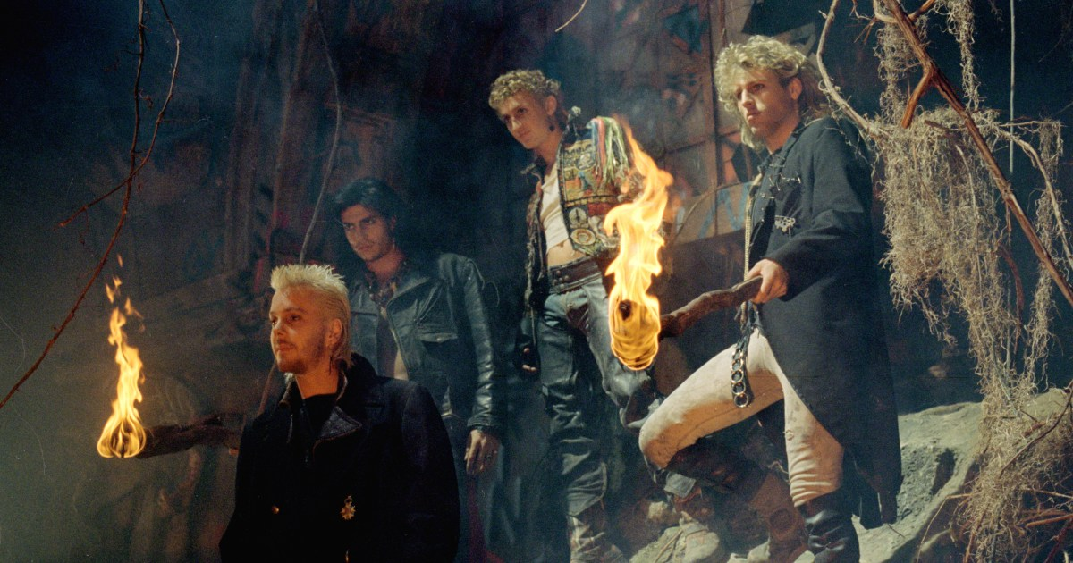 The Lost Boys Is 30 Here Are The 11 Best Quotes From The Film Metro News