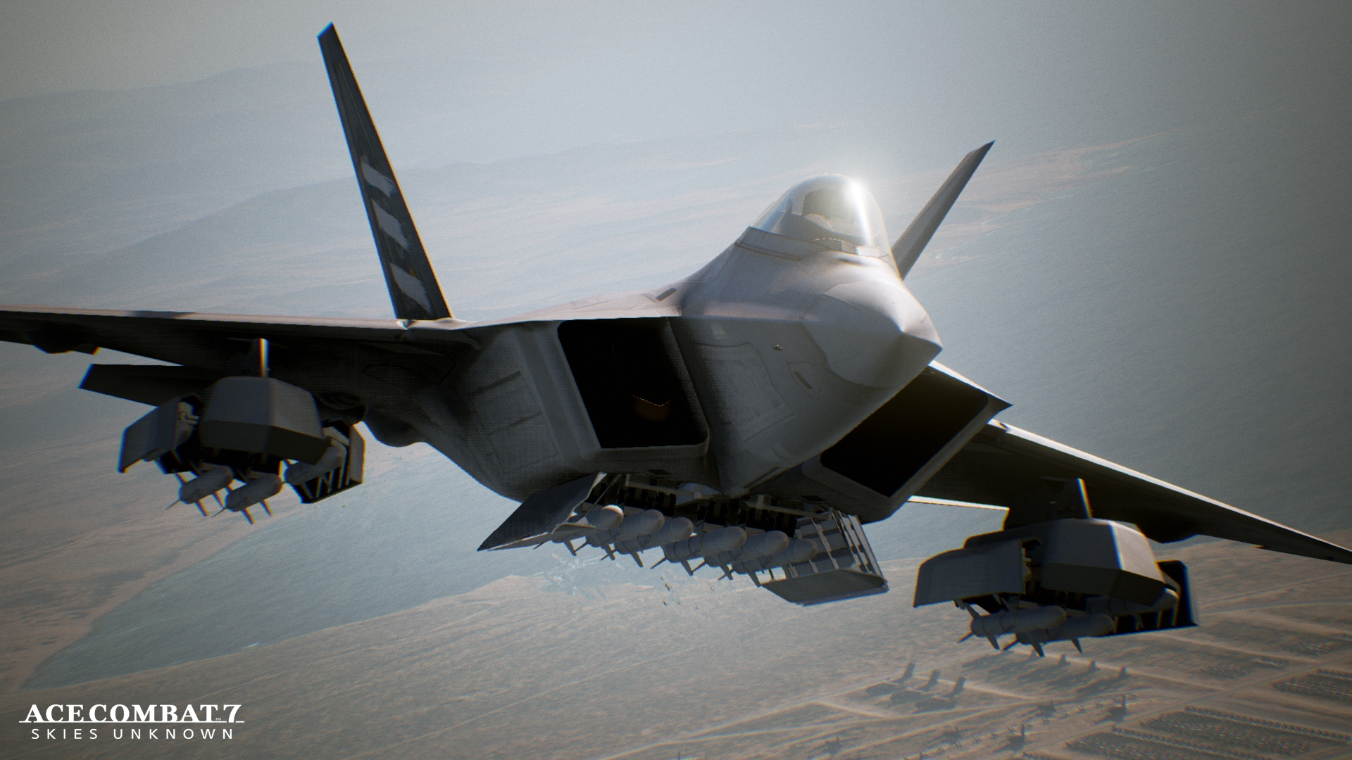 Ace Combat 7: Skies Unknown - highway to the no danger of nausea zone