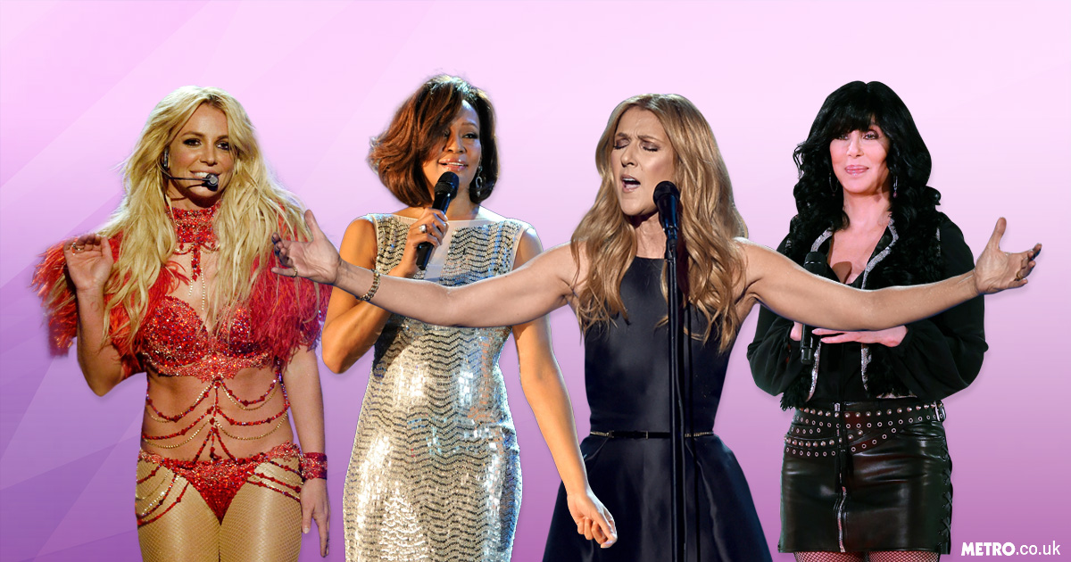 International Women's Day 2017: The top 20 biggest singles by female artists for your listening pleasure