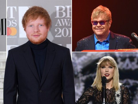 The complete guide to Ed Sheeran's many random celebrity mates