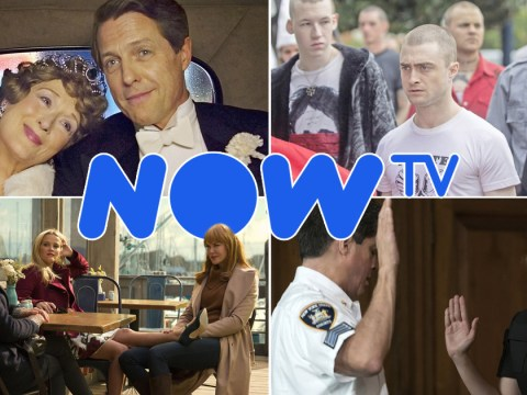 10 shows and films you need to watch on NOW TV this March