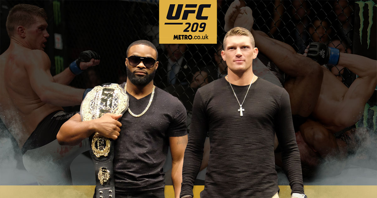 UFC 209 Tyron Woodley vs Stephen Thompson Preview: Another classic in the making?