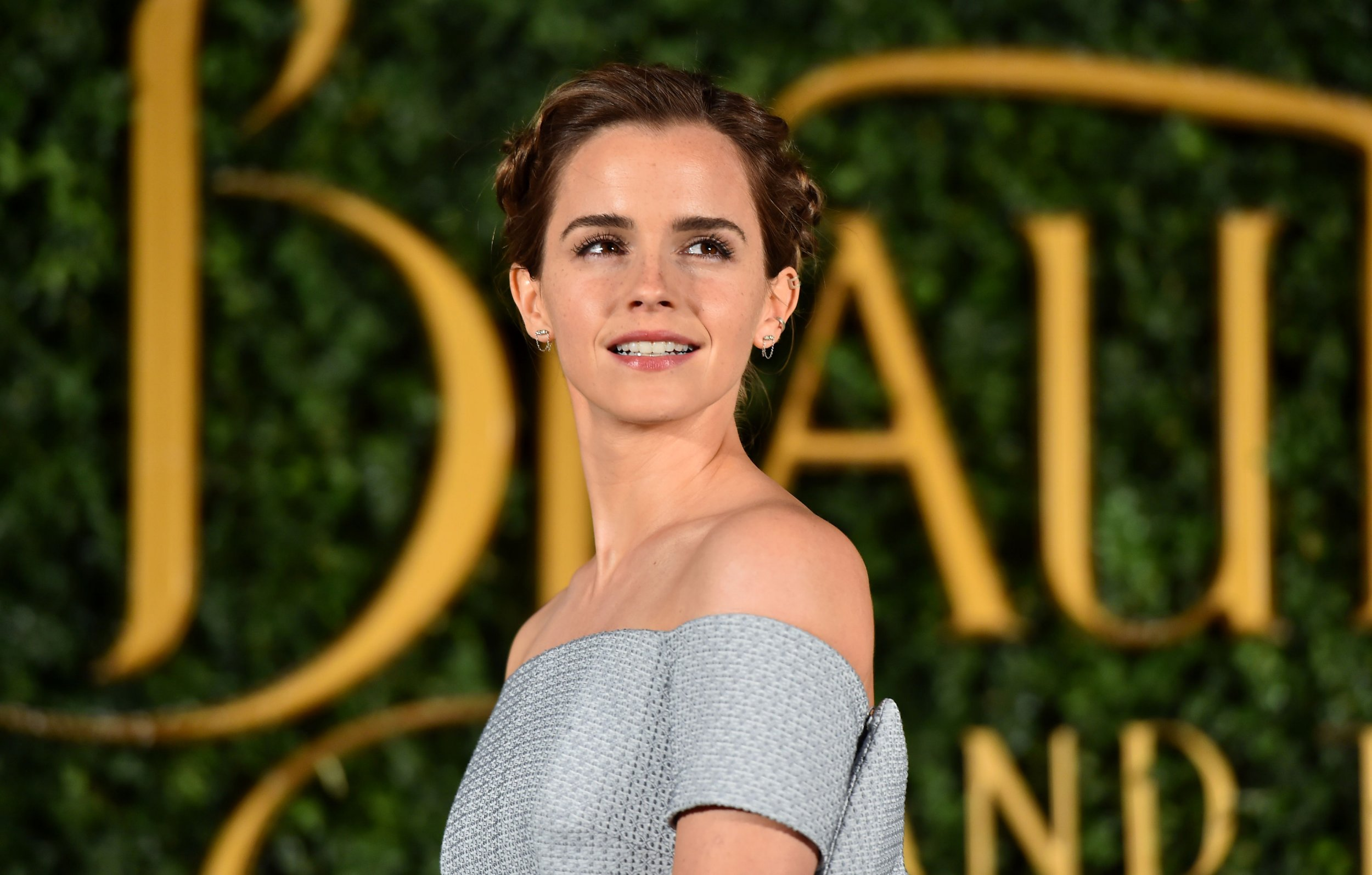 Emma Watson attending the Beauty and the Beast launch event at Spencer House, London. PRESS ASSOCIATION Photo. Picture date: Thursday February 23, 2017. See PA story SHOWBIZ Beauty. Photo credit should read: Matt Crossick/PA Wire