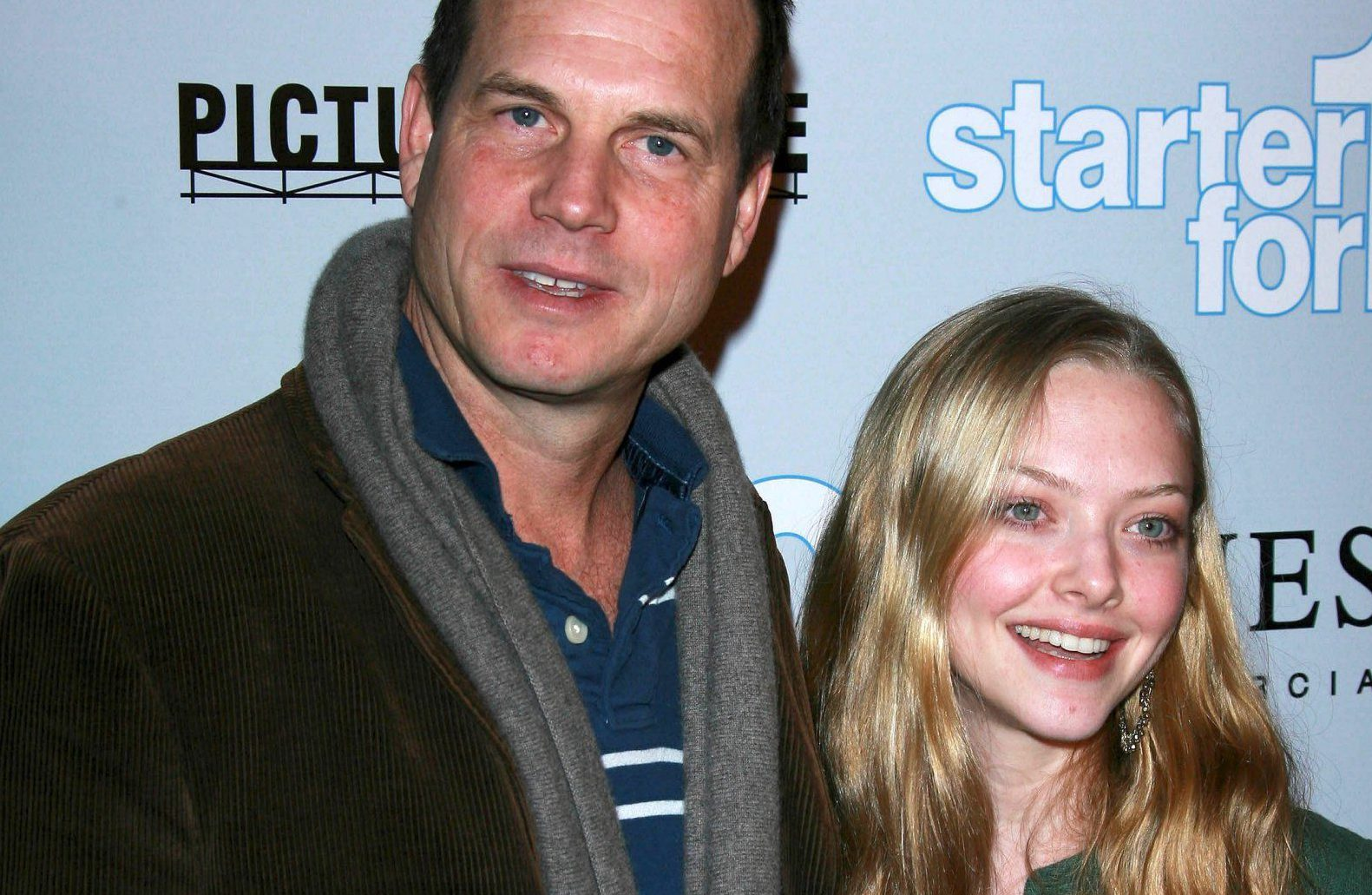 Amanda Seyfried pays tribute to her 'inspired' Big Love co-star Bill Paxton after his death