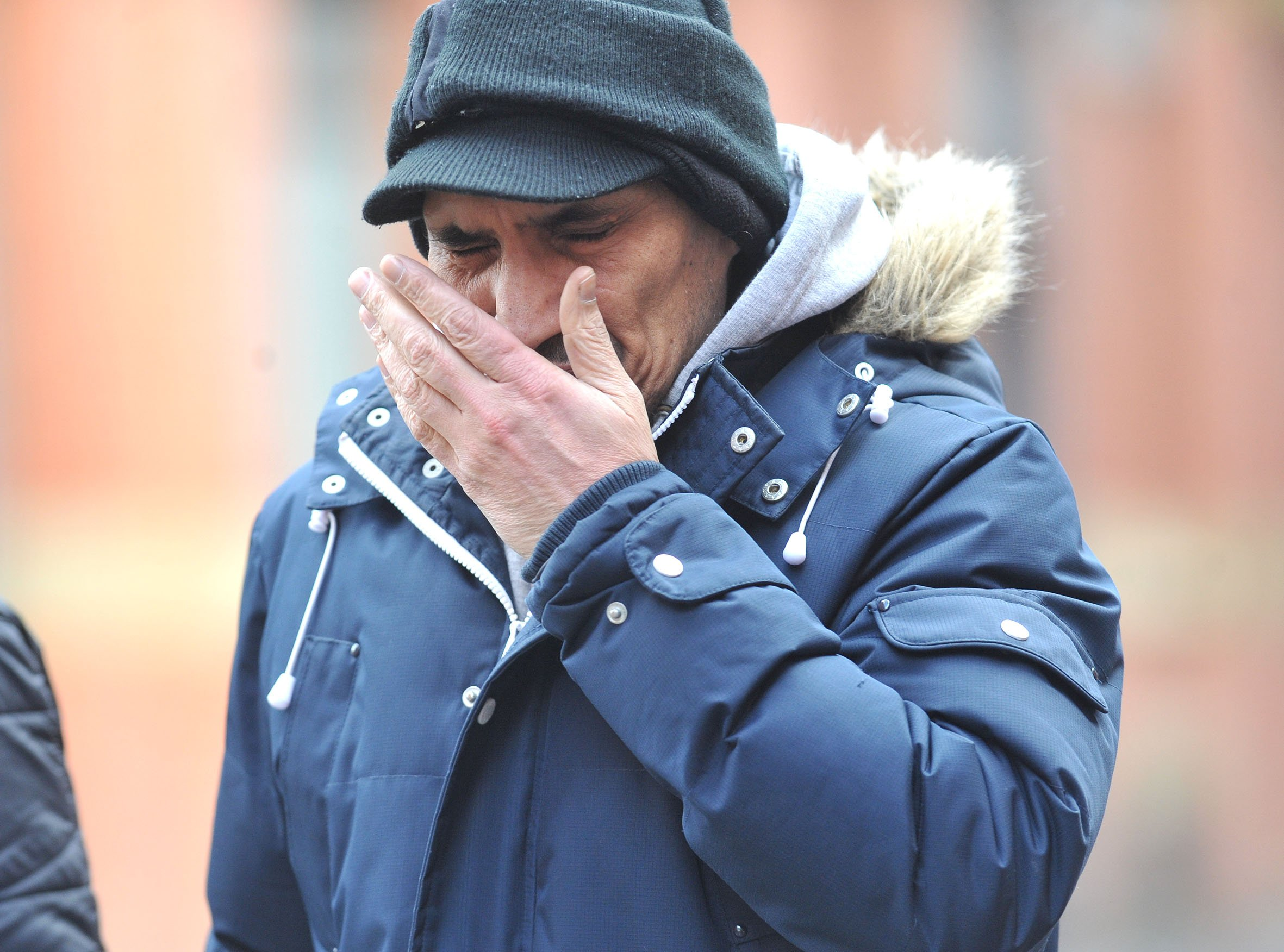 Manchester Magistrates Court Mohammed Rashid, 56, from 7 Wellfield Road, Crumpsall, charged with on Aug 31 while on a flight from Dubai to Manchester he assaulted three people (Terry Harper, Tores Melham, and Robert Brown)n