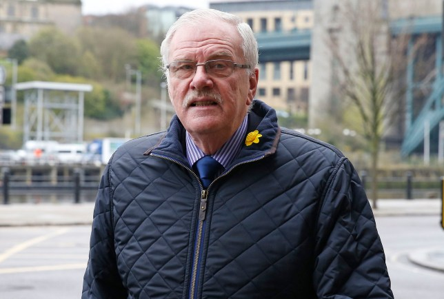 File photo dated 14/04/16 of Colin Gregg, 74, who has been found guilty of nine counts of indecently assaulting boys. PRESS ASSOCIATION Photo. Issue date: Friday March 3, 2017. See PA story COURTS Gregg. Photo credit should read: Owen Humphreys/PA Wire