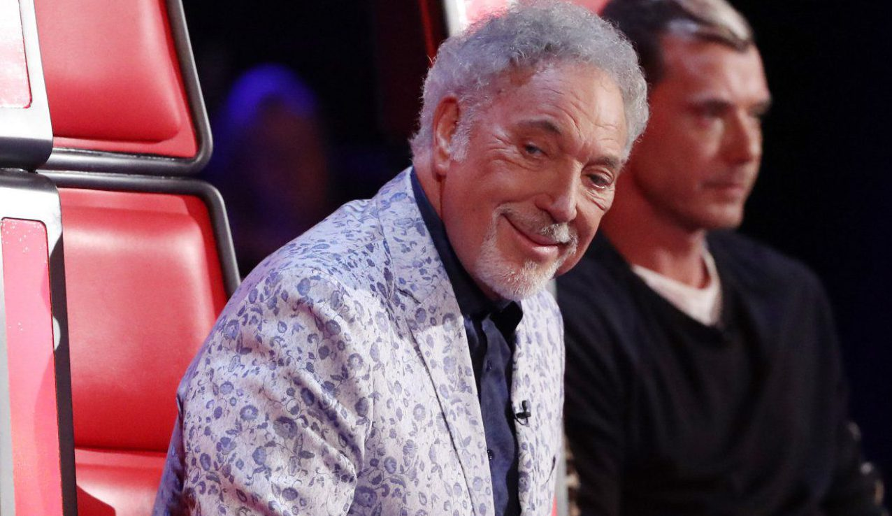 ITV bosses say Sir Tom Jones has no plans of ditching his judge's chair on The Voice (Picture: ITV/REX/Shutterstock)