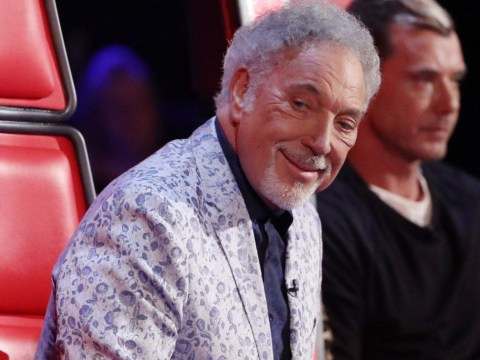No, Sir Tom Jones is definitely not going to be quitting The Voice