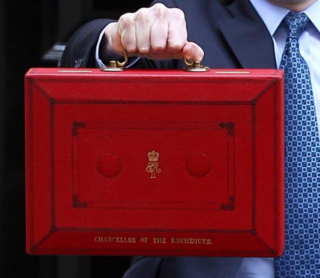 File photo dated 21/03/12 of the then Chancellor George Osborne holding up his red Ministerial Box. More than half a billion pounds is to be pumped into creating new free schools, including grammars, and refurbishing existing school buildings, the Government has said. PRESS ASSOCIATION Photo. Issue date: Tuesday March 7, 2017. Chancellor Philip Hammond's Budget will include £320 million to help fund up to 140 new schools, creating more than 70,000 new places. See PA story POLITICS Budget. Photo credit should read: Lewis Whyld/PA Wire