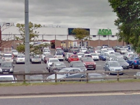 Pensioner attacked lesbian with trolley at Asda for hugging her partner