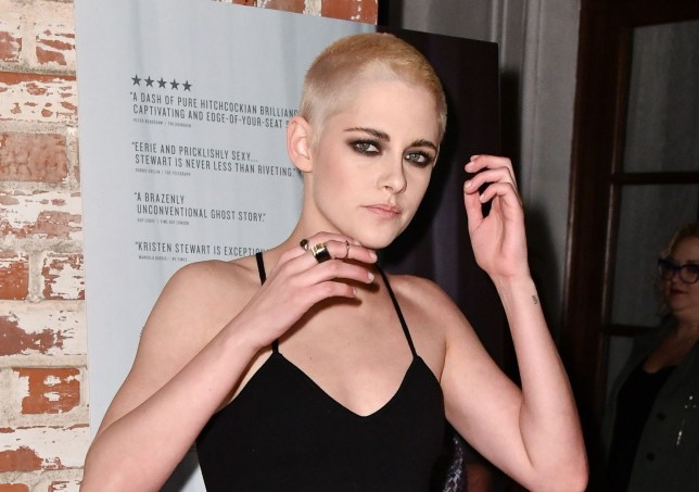 Mandatory Credit: Photo by Rob Latour/REX/Shutterstock (8477675ad) Kristen Stewart 'Personal Shopper' film premiere, Los Angeles, USA - 07 Mar 2017