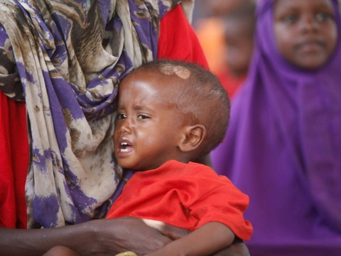 Somaliland's heartbreaking message to the world in the face of famine