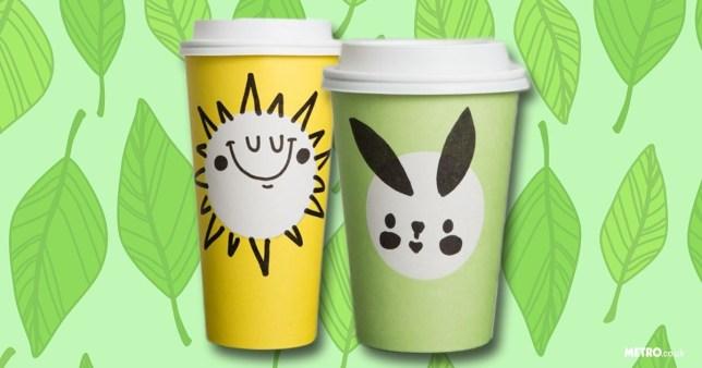 Starbucks Spring cups (Starbucks)