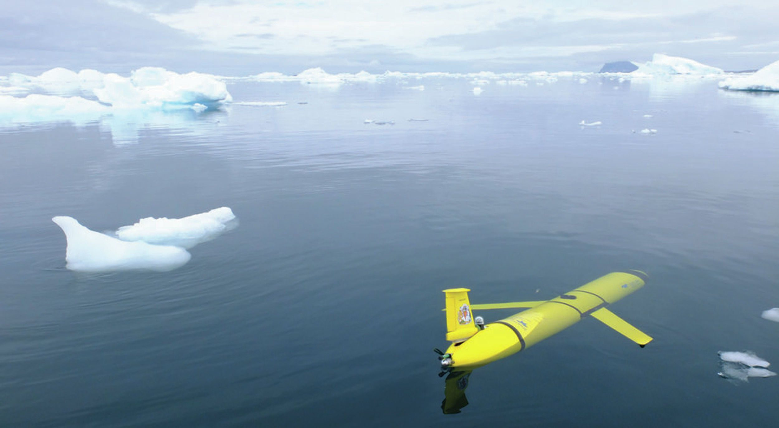Boaty McBoatface sent on first Antarctic mission