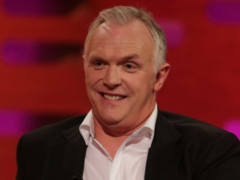 The Inbetweeners headteacher Greg Davies is going to be butt naked in a hot tub for Comic Relief
