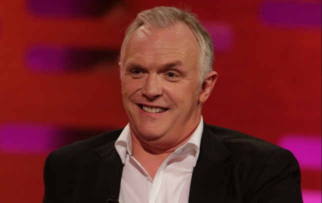 "Embargoed to 0001 Tuesday March 14 File photo dated 19/5/2016 of the Inbetweeners star Greg Davies who has vowed he will be ""fully naked"" when he hosts BBC Two's Red Nose Day coverage in a hot tub from the top of the 02. PRESS ASSOCIATION Photo. Issue date: Tuesday March 14, 2017. Comedian and actor Davies will join a star-studded line-up of celebrities, including Sir Lenny Henry, James Corden, Graham Norton, Alan Partridge and more, who will be taking part in the TV charity initiative on BBC One and Two on March 24, in aid of Comic Relief. See PA story SHOWBIZ RedNoseDay. Photo credit should read: Daniel Leal-Olivas/PA Wire"