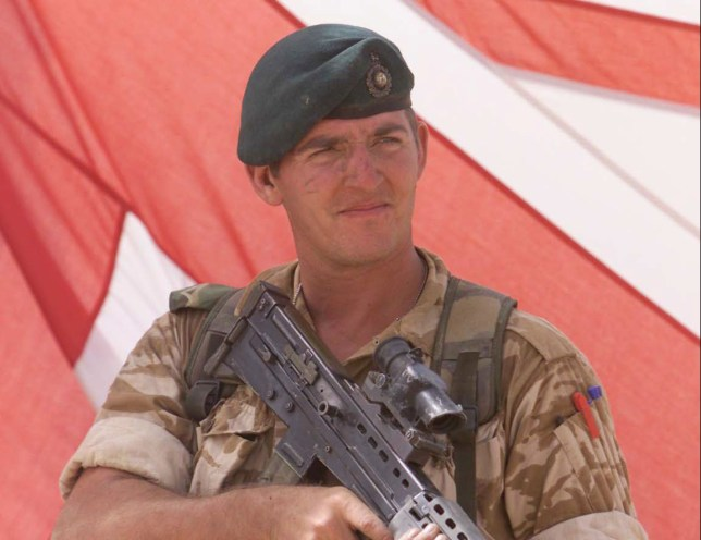 File photo dated 14/10/01 of former Royal Marine Sergeant Alexander Blackman, who will learn the result of an appeal against his murder conviction today after he shot an injured Taliban fighter in Afghanistan. PRESS ASSOCIATION Photo. Issue date: Wednesday March 15, 2017. Five judges at the Court Martial Appeal Court in London are announcing their decision in the case of Sergeant Blackman, 42, from Taunton, Somerset. See PA story COURTS Marine. Photo credit should read: Andrew Parsons/PA Wire