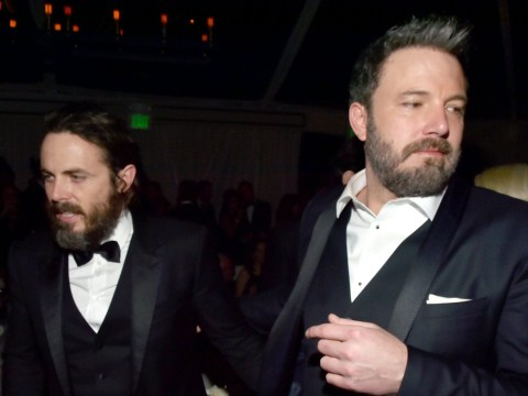 Ben Affleck 'attended the Oscars with a sober coach' before secret rehab stay