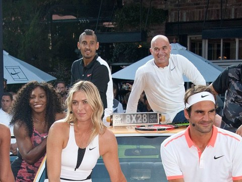Andre Agassi discusses possibility of coaching Nick Kyrgios