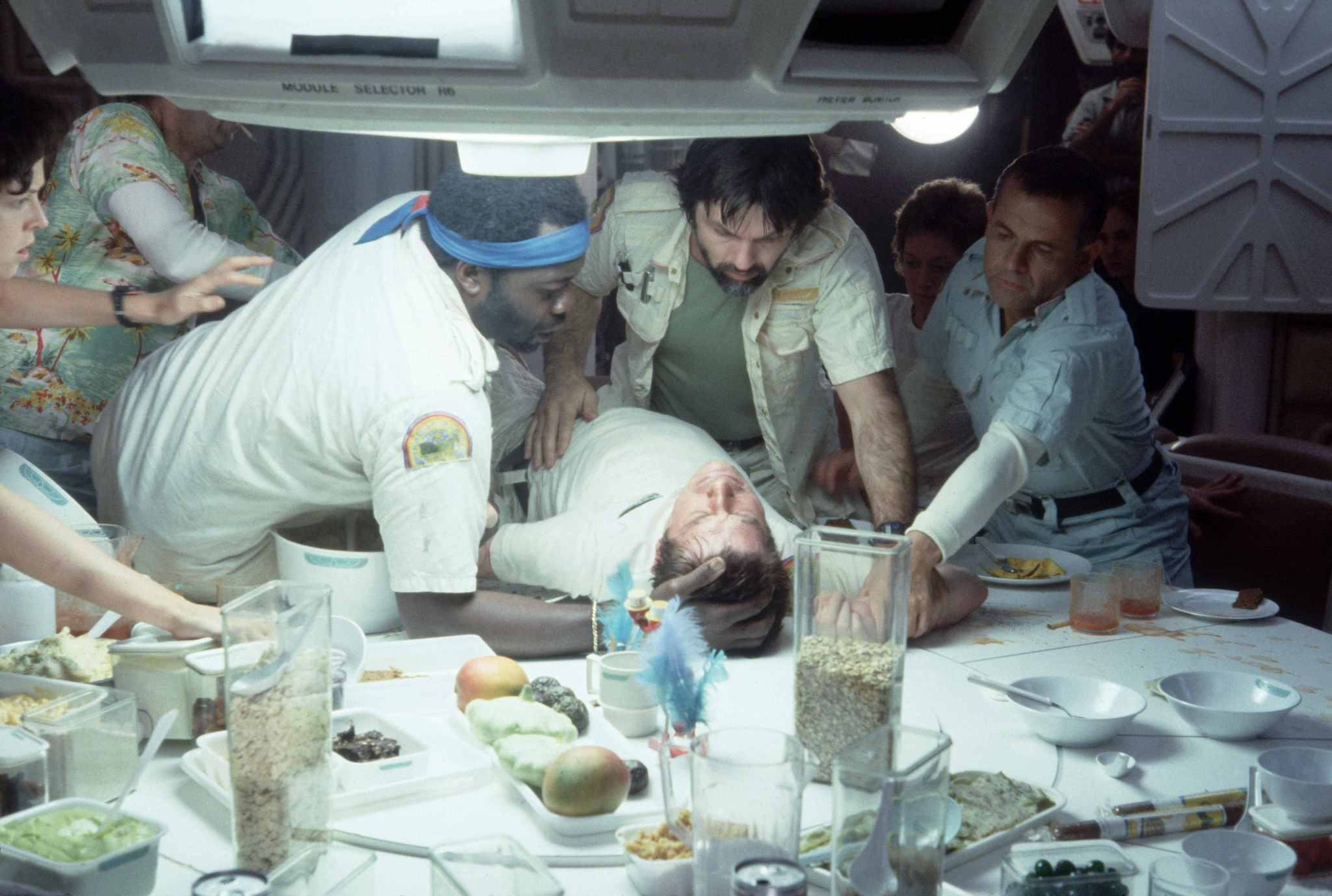 ITV 'being investigated' for showing the famous chestburster scene from Alien after a morning kids' show