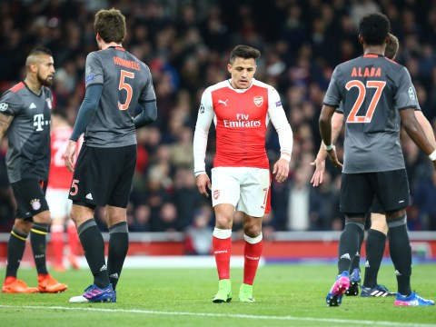 Arsenal fined for pitch invasion during 5-1 defeat to Bayern Munich in Champions League