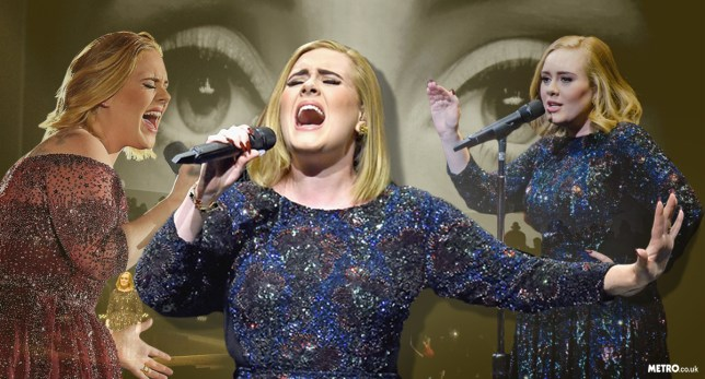 We've found some of Adele's most memorable Live Tour moments (Picture: Getty; Metro.co.uk)