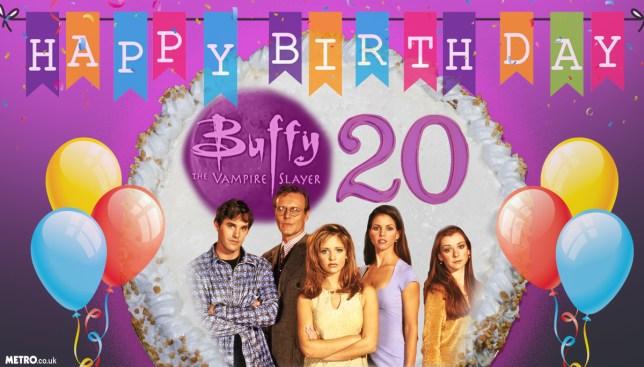 happy birthday Buffy